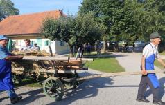 Likof na taberhi v Rogatcu združil delo in kulinariko