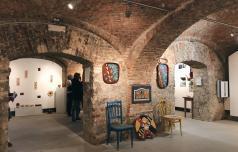 V Šentjurju razstava družine umetnikov Jezernik