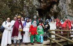Božična skrivnost v jami Pekel že dve desetletji