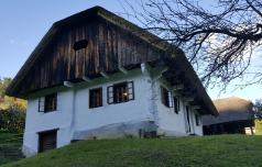 Juneževa domačija s streho za naslednjih sto let