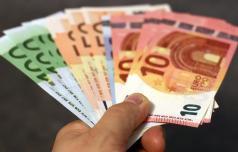 Prevarantu nakazala 50.000 evrov