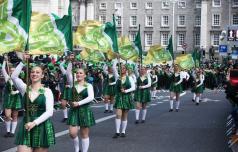 Irski praznik, ki ga ima rad ves svet
