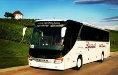 Z brezplačnim turističnim avtobusom na Roglo