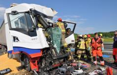 Ponedeljkov kaos na štajerski avtocesti, en poškodovan