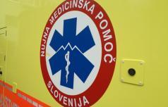 V hiši pri Slovenski Bistrici eksplodiral plin, poškodovan 31-letnik