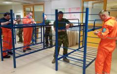 V bolnišnici dobili postelje za počitek delavcev; novost v urgentnem centru