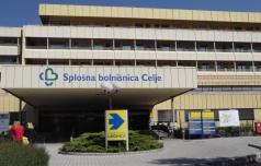 Obiski v celjski bolnišnici od danes prepovedani