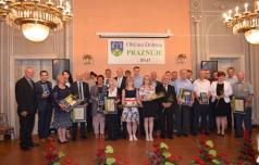 Marija Pasarič - častna občanka Dobrne