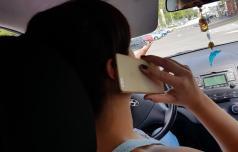 Telefon ne sodi za volan!