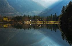 Slovenski turizem podira rekorde