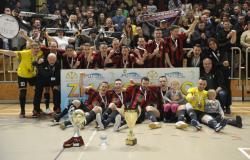 Dobovec prvič pokalni prvak v futsalu