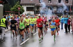 Tekači v boj s kilometri med Celjem in Logarsko dolino