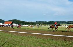 Imeno v pričakovanju konjskih dirk