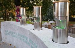 V Žalcu bodo pospravili pipe na pivski fontani