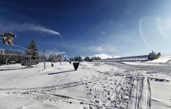 Na Rogli prvi smučarski dan v novi zimski sezoni