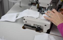 Konfekcija Marja: upadla prodaja perila, zdaj delajo maske