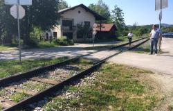 Na Šmarskem ukinjajo devet nevarnih železniških prehodov