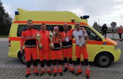 Celjski reševalci znova blesteli na Rogli