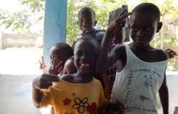 Mlada Slatinčanka bo pomagala v Afriki