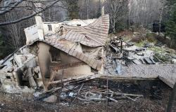 Požar na Okrešlju hud udarec za celjske planince