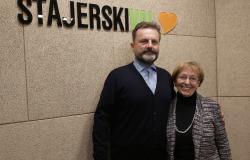 Robert Polnar - radijsko srečanje s šentjurskim poslancem