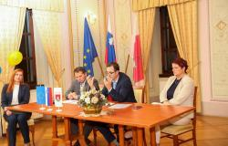 Viktor Božak želi sesti na županski stolček Rogatca