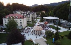 200 let Paviljona Tempel ob glasbi in kulinariki