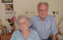 Ana Kos v Šmarju praznovala 101. rojstni dan