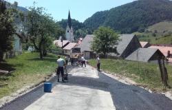 Prenove cest na Vitanjskem