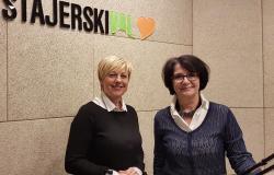 Rosvita Pesek, zvesta televiziji Slovenija