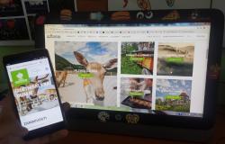 Južno Kozjansko z novo spletno stranjo