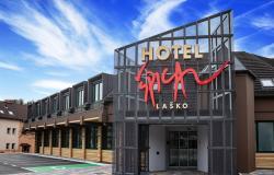 Hotel Špica Laško: po obsežni prenovi zaprti zaradi epidemije