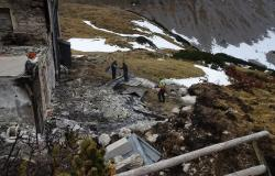Še dolga pot do novega planinskega doma na Korošici