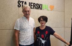 Slavko Bobovnik: televizijski maček pred radijskim mikrofonom