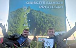 Šmarčana z motorjem v vse slovenske občine