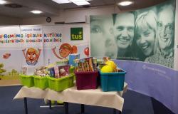 Celjska bolnišnica z donacijo do novih igrač