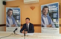 Branko Kidrič po sedmi županski mandat