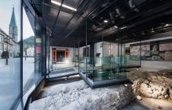 Prestižna evropska nagrada za celjski arheološki pavilijon
