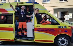 Šmarski reševalci svetovni podprvaki