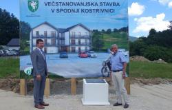 Stanovanja v Kostrivnici že prihodnje leto