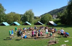 Bližajo se poletni tabori v Kozjem