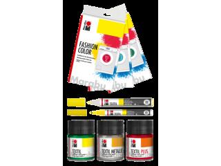 Barve in flomastri za tkanine