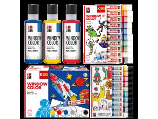 Barve in kompleti Marabu Fun & fancy