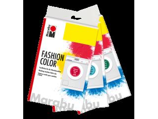 Barva za strojno ali ročno obarvanje tkanin