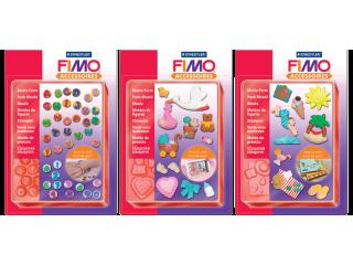Kalupi za oblikovanje odtisov FIMO