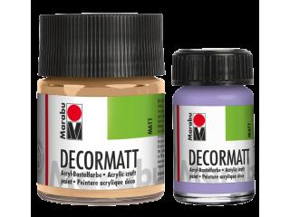 Mat barve za poljubne podlage Decormatt Acryl