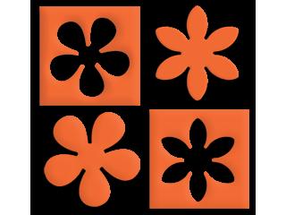 Motiv cvet, rožica, marjetica