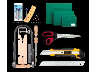 Pripomočki za risanje, rezanje in oblikovanje