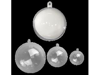 Prozorne plastične krogle