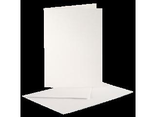 Voščilnica s kuverto